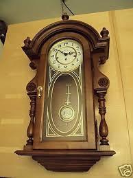 ridgeway westminster chime wall clock