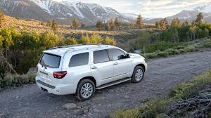 2018 Toyota Sequoia Overview - Toyota of Irving