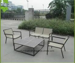 Nassau Cast Aluminum Powder Coated 4 Swivel Rocker Dining Chairs Powder Coated Outdoor Furniture