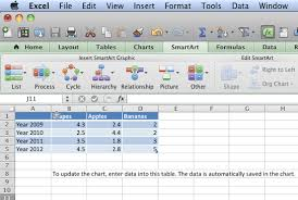 How To Link Excel Data To Powerpoint Chart Edit Chart Data In Powerpoint 2011 For Mac