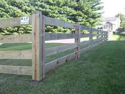 wood farm fence. Simple Wood Wood Farm Fence Installed By K U0026 C Nashville On O
