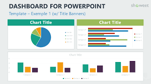 Dashboard Templates For Powerpoint Dashboard Template