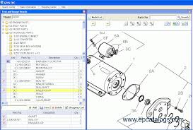 daewoo doosan infracore gpes 2011 spare parts catalog heavy enlarge