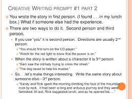A special moment the winter break through writing prompts for elementary grade  High school students on writing ideas  Interesting writing  stretch your     FAMU Online