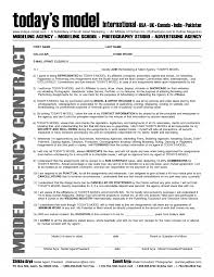 Business Agency Agreement Template Travel Agency Agreement Template International Business Contracts 22