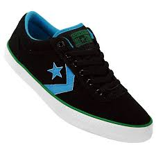 converse shoes black and blue. converse wells ox shoes, black suede/ blithe blue/ white in stock at spot skate shop shoes and blue k