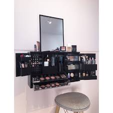 wall mounted makeup organizer. 🔎zoom wall mounted makeup organizer o