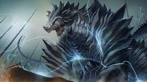 Lightning Dragon Wallpaper For Free ...