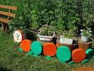 Поделки в огород своими руками из подручных материалов