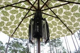 hanging patio heater. Hanging Electric Patio Heaters New Fire Sense Umbrella 1500 Watt Heater