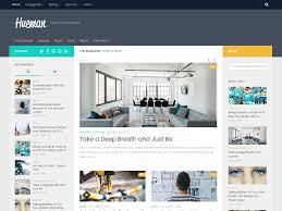 Designed By Press Customizr First Steps With The Hueman Wordpress Theme Press
