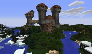 Minecraft Castle Designs Castle Entrance Path Ideas Survival Mode Minecraft