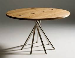 modern round table decoration brilliant ideas dining