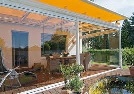 the glass panels barely there will triple your time outdoors taking you from early spring through fall in total comfort