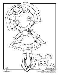Small Picture Sugar Crumbs Cookie Lalaloopsy Coloring Page Woo Jr Kids