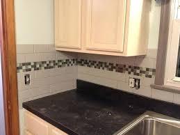 accent tile backsplash tan subway tile with glass accent tile subway tile with glass tile accent love my kitchen even accent tile backsplash ideas
