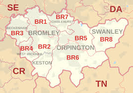 Image result for map of Hazelwood, BR6