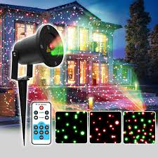 Landscape Projector Lights Christmas Lights Ip65 Waterproof R G Landscape Projector