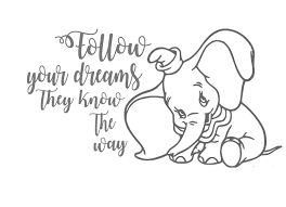 Check out our dumbo svg selection for the very best in unique or custom, handmade pieces from our digital shops. Pin On Disney