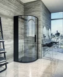 ultra modern showers. A Black Shower Enclosure. Somehow Familiar Yet Refreshingly Different At The Same Time! Ultra Modern Showers