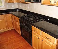 Granite Kitchen Design Cool Design Inspiration