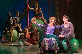 Pippin Goes To The Circus Harvard Gazette