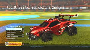 Best Octane Designs Top 10 Best Cheap Octane Designs Rocket League