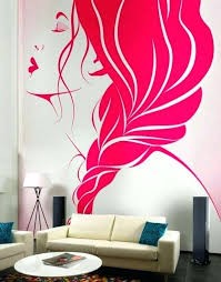 easy wall painting designs interior ideas paintings and for bedroom