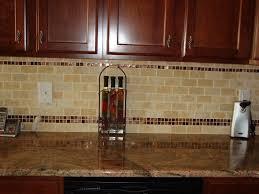 Glass Tile Kitchen Backsplash Designs Interesting Decoration