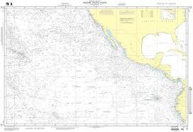 International Nautical Charts Nga Nautical Chart North Pacific Ocean Maritime Bookshop