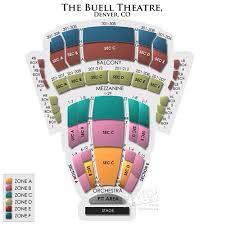 Flames Central Seating Chart Buell Theatre Concert Tickets And Seating View Vivid Seats