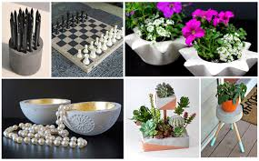 15 beginner concrete and cement projects 15 Easy DIY ...