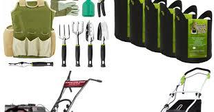 knowing gardening equipment list
