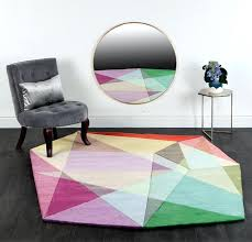 crafty design ideas irregular shaped rugs stylish shapes and odd throughout 15