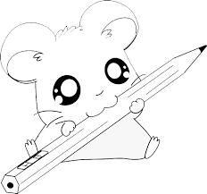 Elegante Disegni Manga Facili Da Copiare Colorate Migliori Pagine