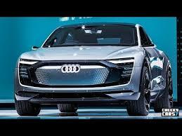 2018 audi elaine.  Audi 2018 Audi Elaine  Frankfurt Motor Show 2017 With Audi Elaine 8