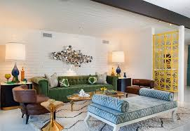 33 Modern Interior Design Ideas Emphasizing White Brick WallsWhite Brick Wall Living Room