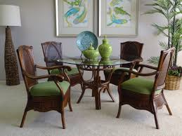 Matching Living Room And Dining Room Furniture Woodmere Dining Set Fruitwood This Plantation Style Dining Set