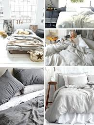 restoration hardware linen duvet linen sheets linen duvet sheets bedding restoration hardware grey linen duvet
