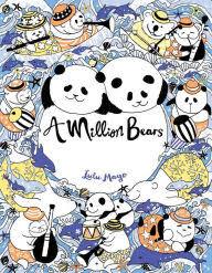 a million bears beautiful bears to color