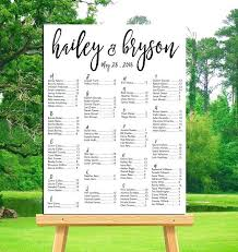 wedding seating chart poster template tags free wedding reception seating chart poster template wedding seating chart