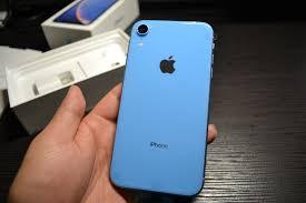 Apple Iphone Xr Blue Unboxing