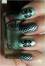 Top 10 Lucky Shamrock Nail Art Tutorial For St. Patrick's Day ...