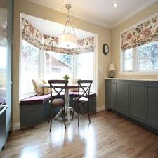 Bay Window Kitchen Bay Window Breakfast Nook Ideas Kitchen Window Kitchen Bay Window