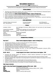 Operating Engineer Resume Sample Design Engineer Resume Example