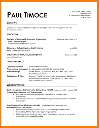 Computer Engineering Resume Entry Level Electrical Engineer Resume Elemental Photos Engineering 20