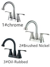 pfister bathroom sink faucet chrome