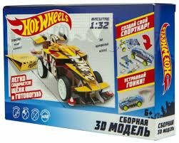 <b>Сборная модель Hot Wheels</b>: Winning Formula (Т16975) - купить ...