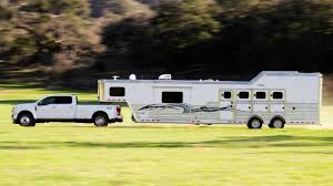 Ford Truck 5th Wheel Towing Capacity Chart 2020 Ford F Series Super Duty Can Tow Up To 37 000 Pounds