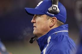 Andrew Mills/The Star-LedgerBill Sheridan said he's not thinking about Sunday's game against the Vikings being his final time on the sideline as Giants ... - sheridan123109jpg-1902bb170c9c1c69_large